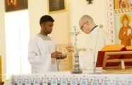 Как парень из Шри-Ланки «белорусизировал» витебский костел