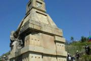 В День Победы в России взорвали памятник героям войны
