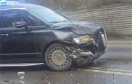 Кортеж премьер-министра РФ попал в ДТП: «смешались» шесть машин