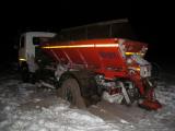 Угонщика снегоуборочной машины задержали в Минске