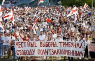 Десятки зарубежных организаций требуют прекратить нарушение прав человека в Беларуси