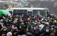 Соратник Навального об акциях протеста: Власти в РФ действительно напуганы