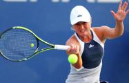 Саснович на турнире в Риме обыграла Соболенко