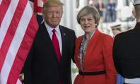 Трамп и Мэй обсудили противодействие российскому шпионажу