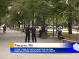 Житель Варшавы поджег себя перед зданием правительства из-за долгов