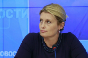 Светлана Миронюк попрощалась с сотрудниками РИА Новости