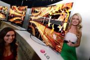 Samsung и LG научили телевизоры изгибаться