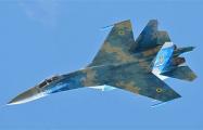 Опасный маневр Су-27 возле американского разведчика попал на видео