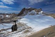 Во французских Альпах лавина накрыла группу школьников