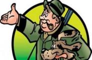 Замдиректора «Белгосохота» задержан при получении взятки в 250 долларов