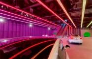 Boring Company Илона Маска впервые показала станцию туннеля под Лас-Вегасом