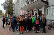 В БГУИР бастуют уже 128 сотрудников