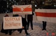 Смелые партизаны продолжают бороться за свободу Беларуси