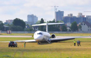 Белоруска из самолета, аварийно приземлившегося в Киеве: Наших было минимум четверо