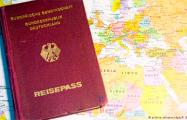 Немецкий паспорт признан «самым сильным» в Европе