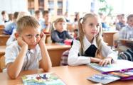 В Беларуси на белорусском языке обучаются менее 10% первоклассников