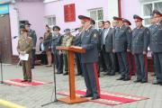 Шуневич открыл в Лиде доску убийцам белорусских патриотов