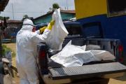 Медики спрогнозировали рост числа заболевших вирусом Эбола до 1,4 миллиона