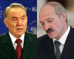 Назарбаев и Лукашенко созвонились и обсудили ряд острых вопросов