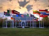 Штурм штаб-квартиры НАТО обернулся задержанием 500 демонстрантов