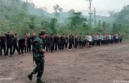 В Мьянме противники хунты сожгли ее базу на границе с Таиландом
