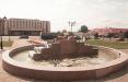 В центре Докшиц девушку убило током, когда она опустила ноги в фонтан