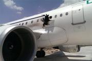 Во время взлета А321 в Сомали произошел взрыв
