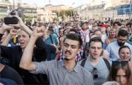 Социологи: Более миллиона москвичей готовы выйти на протест 3 августа