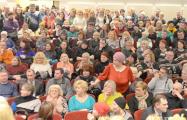 Предприниматели Барановичей вышли на стихийный митинг