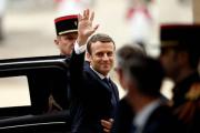 Макрон вступил в должность президента Франции