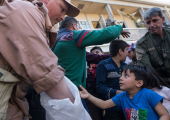 Беларусь отправила в Сирию очередную партию «гуманитарки»
