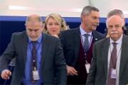 Обозвавшего турок «варварами» греческого евродепутата выгнали с заседания