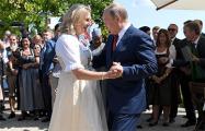 Курц: Танцы с Путиным не изменили политику Австрии в отношении РФ