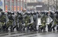 Шокирующие фото видео со Дня Воли в Минске
