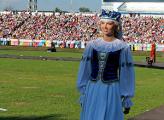 Белорусская студентка стала вице-королевой конкурса ШОС