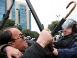 В беспорядках в Албании погибли три человека
