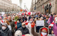Посольство США: Предоставление белорусам возможности собраться мирно откроет правду