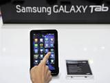 Планшет Samsung уступил iPad по продажам за первый месяц