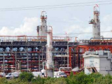 В Мексике на нефтеперерабатывающем заводе произошел взрыв