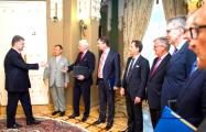 Президент Украины провел встречу с послами G7