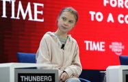 Грета Тунберг в Давосе: Есть меньше восьми лет, чтобы спасти планету