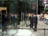Магазин Apple Store в Пекине закрыли из-за драки за iPad 2