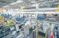Объем польской промышленности увеличился на 30%