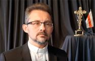 Ксендз Вячеслав Борок: Поразило, когда меня принимали с автоматами и овчарками