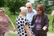 Дочь президента Израиля: Отец всегда подчеркивал, что он из Беларуси