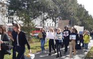 В России проходят массовые экологически протесты