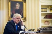 Трамп рассказал о звонках в Россию