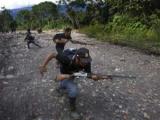Перуанский лесной спецназ задержал 13 россиян