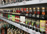 19-летний гродненец украл из магазина виски на 5,5 миллионов