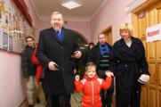 Коля Лукашенко и Даник Санников